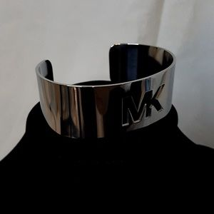 Michael Kors Logo Cuff Bracelet